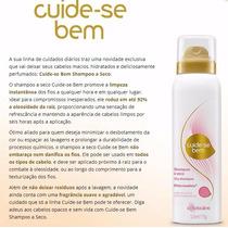 O Boticário Shampoo A Seco Tira A Oleosidade E Perfuma