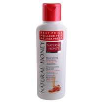 Kit Shampoo E Amaciador Natural Honey,cabelos Secos(650ml)