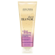 Shampoo Sheer Blonde Color Renew Tone-correcting Shampoo