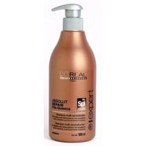 Loreal Absolut Repair Pós Química Shampoo Spirulin 500ml