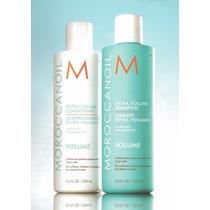 Moroccanoil Kit Shampoo + Condicionador Extra Volume 250ml