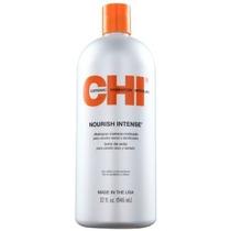 Chi Nourish Intense Shampoo Para Cabelos Secos A Danificados