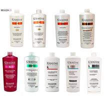 Shampoo Kerastase Bain Satin, Forc 1l - Todas As Linhas
