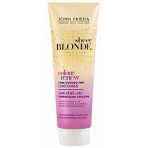 Condicionador John Frieda Colour Renew Sheer Blonde Original