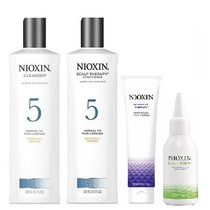 Nioxin Hair System 5 - Kit 4 Produtos