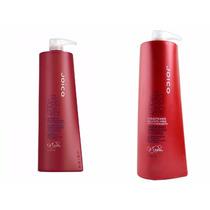 Kit Shampoo E Condicionador Joico Color Endure Viole1 Litro