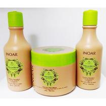 Inoar Macadâmia Oil Premium Kit - Hidratação