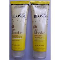 John Frieda Sh + Condi Sheer Blonde Go Blonder 250ml