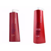 Kit Shampoo E Cond Loiras Joico Color Endure Violet 1 Litro