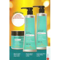Linha Monoi E Argan Shampoo Kit Óleo Multi Protetor Mascara