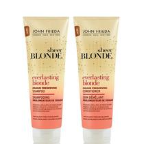 Kit Shampoo Condicionador John Frieda Everlasting Blonde