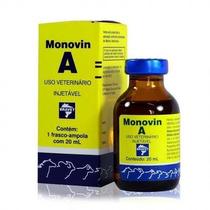 Monovin A 20 Ml - Vitamina A - Deixe Seu Cabelo Forte