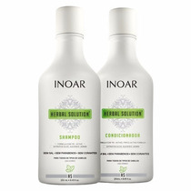 Inoar Herbal Solution Kit ( 02 Produtos ) 250 Ml