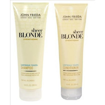 John Frieda Sheer Blonde Strengthening