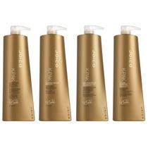 Joico K Pak Reconstrução 4 Passos - Hair Repair System 4x1 L