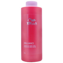 Wella Brilliance Shampoo Hidratante Profissional 1000ml