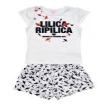 Conjunto Blusa E Short Lilica Ripilica Tam 4