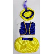 Fantasia Infantil Sultão - Aladdin - Carnaval - Festa
