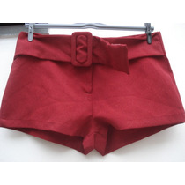 Shorts Da C&a (clock House) Com Brilho N 38
