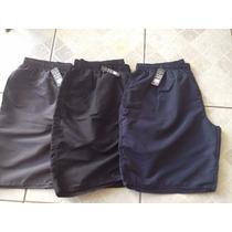 Shorts Masculino Microfibra Tactel Tamanhos Grandes