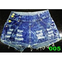 Short Saia Jeans, Ótimo Preço Apenas R$ 35,00