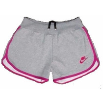 Shorts Moleton Feminino Lindo Nike Frete Grátis
