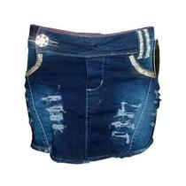 Shorts Saia Pit Bull Jeansptb214 Pronta Entrega Frete Gratis