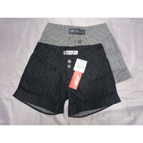 Short Jeans - Ponta De Estoque - Promoção