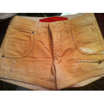Short Jeans Espaco Fashion 40