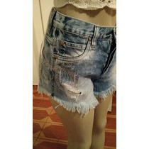 Shorts Jeans Revanche