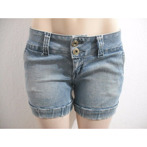 Shorts Jeans Curto For Girls Tam 36 Bom Estado
