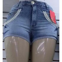 Short Jeans Barato Feminino Plus Size Vários Modelos 44 A 52