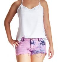 Short Jeans Cia Fashion
