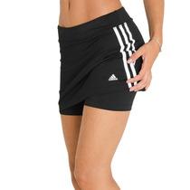 Short Saia Adidas Skort Vida Workout Feminino Orignal C/ Nf