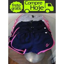 Kit Com 20 Shorts Moletonque Imita Jeans 100 % Algoda