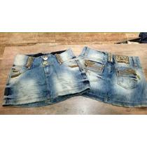 Saia Pit Bull Pitbull Jeans Com Frete Grátis! Cód. 18279