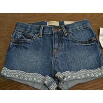Shorts Jeans Gap Infantil