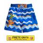 Short Infantil Procurando Nemo Disney Store Baby 18-24 Meses