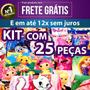 Kit Short De Criança Sortidos Com 25 Peças