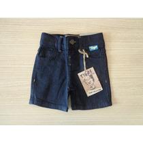 Short Tigor T Tigre Original Baby Jeans Frete Grátis