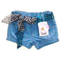 Shorts Jeans Infantil Lenço Kidin¿s Kd4281