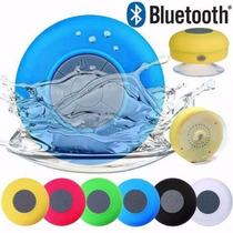 Caixa De Som A Prova Dagua Bluetooth Samsung Iphone Tablet