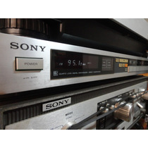 Tuner Sony Digital 3 Frequencias Fm Am Om