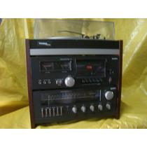Conjto De Som Gradiente System 96 - Impecavel - U. Dono