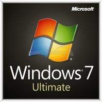 Chave Windows 7 Ultimate Oem 32/64bits Português Brasil