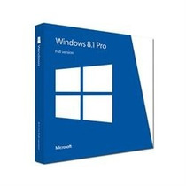 Microsoft Windows 8.1 Professional - 64bits Oei Dvd