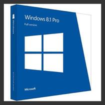Windows 8 Pro / 8.1 Pro - Chave Original - Vitalício Fpp