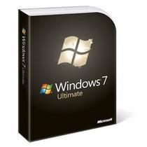 Windows 7 Ultimate - Upgrade P/ Windows 10
