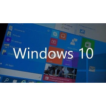 Licença Windows 10 Professional 32/64 Bits (brinde Gratis)