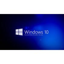 Windows 10 Pro 32/64 Bits - Com Chave De Ativacao
